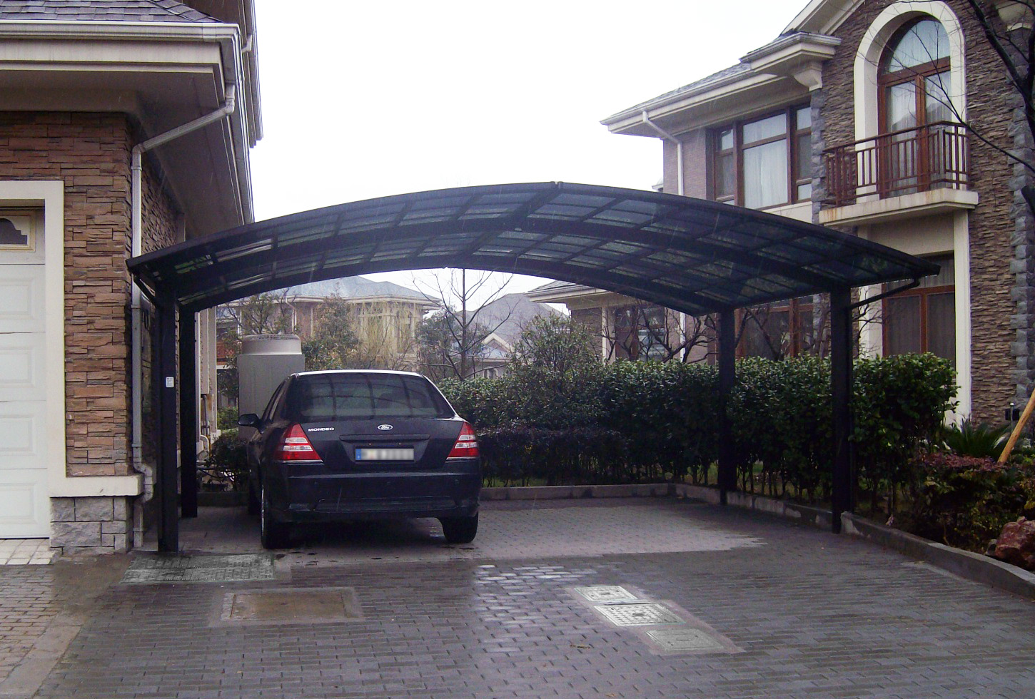 Carport garage kits