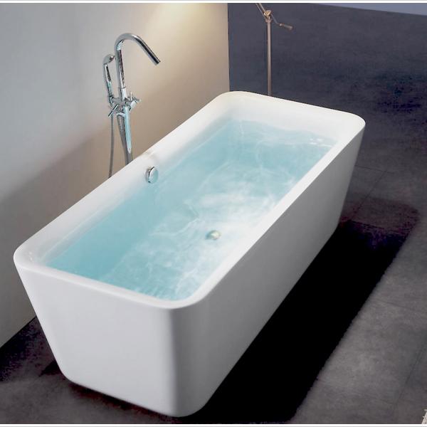 bagno con vasca freestanding vasca da bagno freestanding verona rubinetteria a scelta