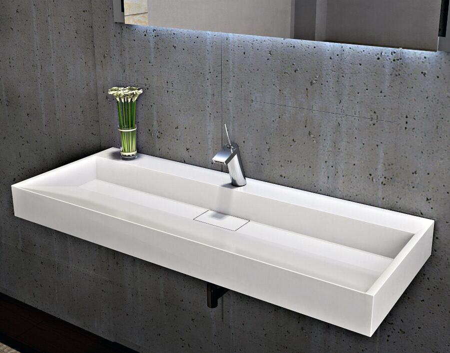 Wandwaschbecken design waschtisch aufsatzwaschbecken - Bernstein waschbecken ...