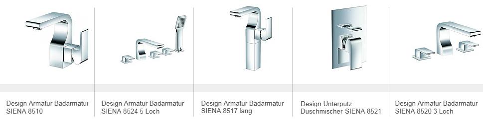 bernstein design badewanne freistehende wanne modena acryl armatur ebay. Black Bedroom Furniture Sets. Home Design Ideas