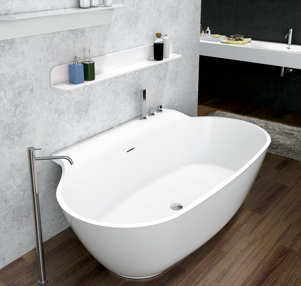 bernstein design badewanne freistehende wanne luxx stone. Black Bedroom Furniture Sets. Home Design Ideas