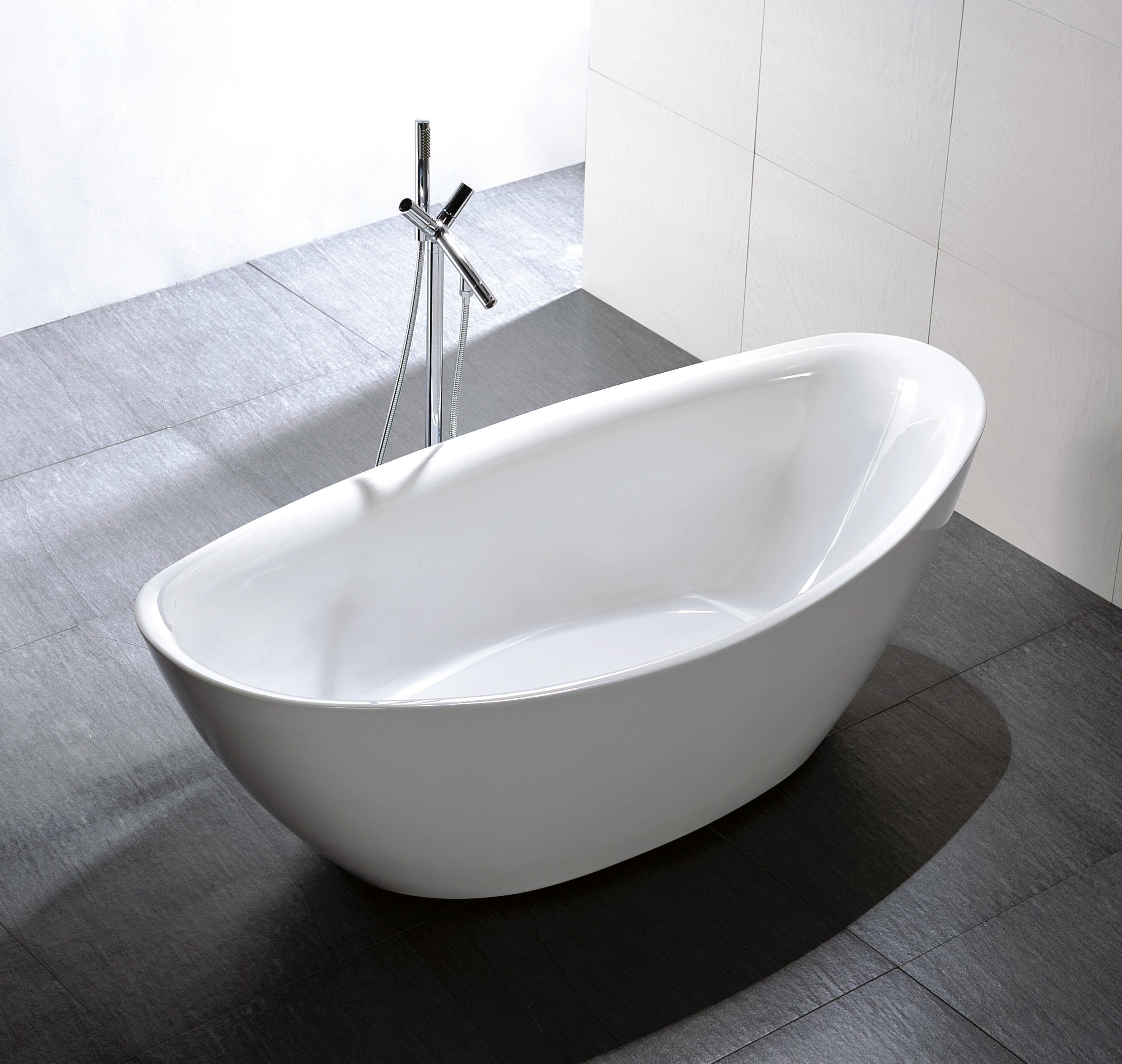 Vasca da bagno freestanding vasca da bagno bellagio con - Vasca da bagno freestanding ...