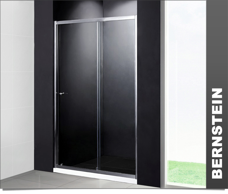 schiebet r duschabtrennung nischenabtrennung nischent r dusche ebay. Black Bedroom Furniture Sets. Home Design Ideas