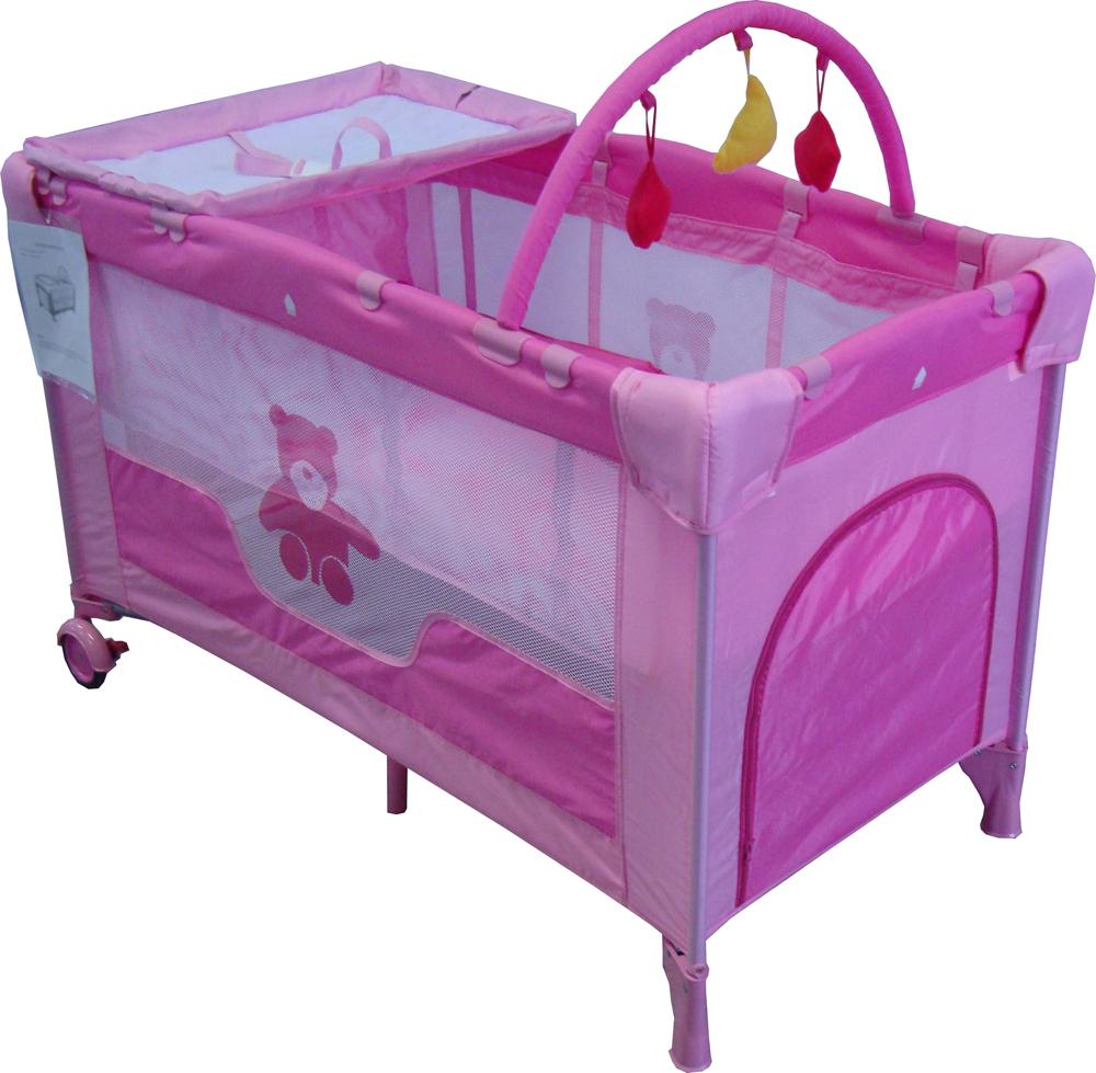 kinderreisebett reisebett klappbar wickelauflage matratze farbe w hlbar ebay. Black Bedroom Furniture Sets. Home Design Ideas