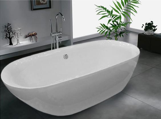 baignoire en acrylique roma 180x84cm blanc superbe baignoire bernstein