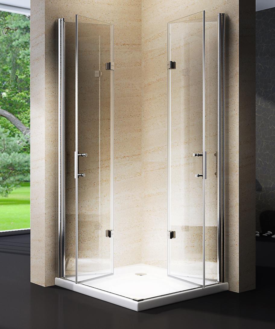 Cabina doccia angolare box doccia ex213 copertura nano con senza piatto doccia ebay - Doccia senza piatto doccia ...