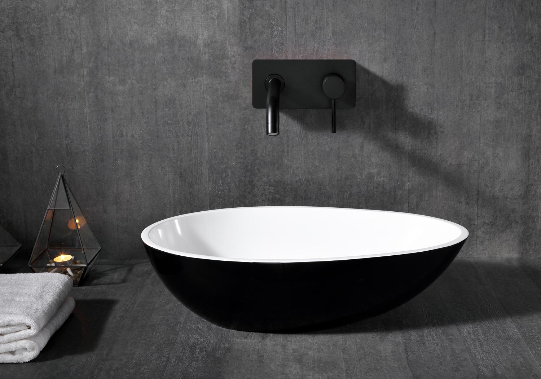 Aufsatzwaschbecken waschtisch waschbecken waschschale - Bernstein waschbecken ...