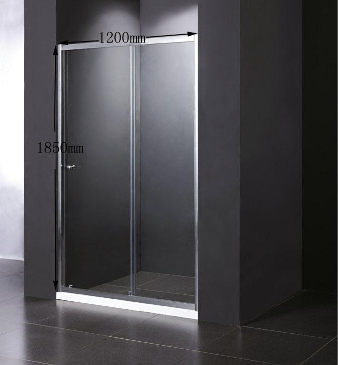 Nischent?r Dusche Schiebet?r : Duschabtrennung – Nischenabtrennung – Nischent?r Dusche eBay