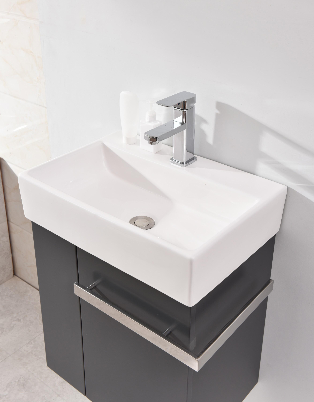 Badm bel set badezimmer unterschrank waschtisch badschrank - Bernstein waschbecken ...