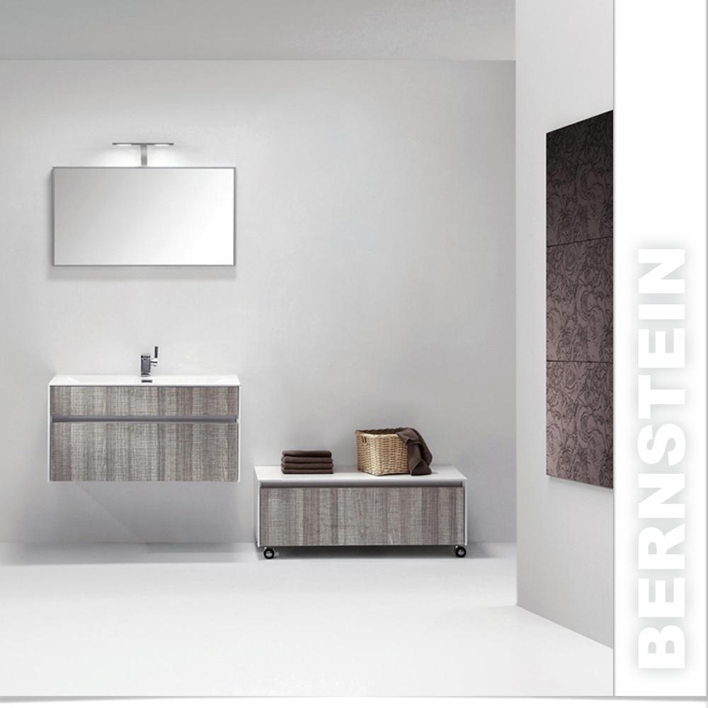 Bernstein badm bel set s1200 esche ebay for Ebay badmobel set