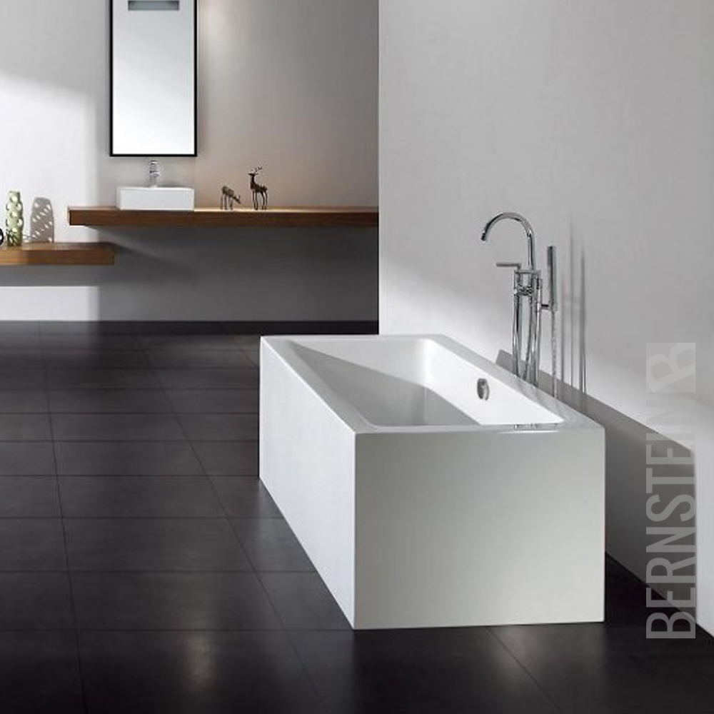 freistehende badewanne panorama acryl 170x75 inkl a ebay. Black Bedroom Furniture Sets. Home Design Ideas