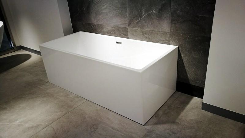 Vasca Da Bagno Freestanding Rettangolare : Vasche da bagno piccole la più corposa guida online