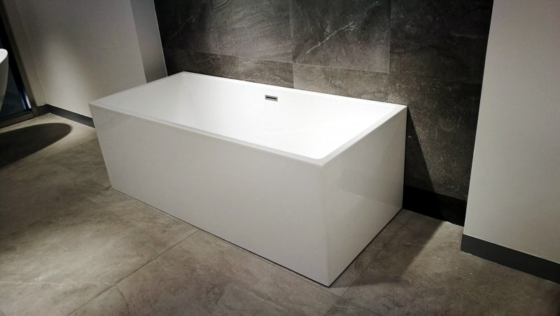 Bernstein design vasca da bagno freestanding nadi acrilico