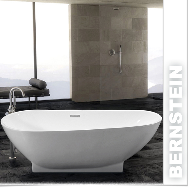 freistehende badewanne vigo v 767 acryl 180x80 inkl armatur 8028 ebay. Black Bedroom Furniture Sets. Home Design Ideas