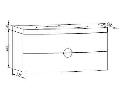 badm bel set t920 basic wei badezimmerm bel waschbecken. Black Bedroom Furniture Sets. Home Design Ideas