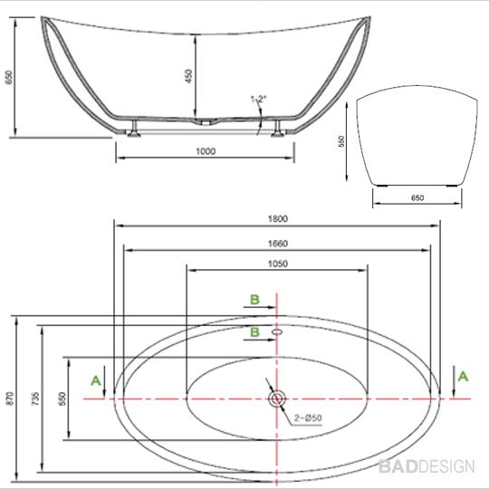 armatur freistehende badewanne grohe freistehende badewanne kiel aus acryl weiss sofort. Black Bedroom Furniture Sets. Home Design Ideas