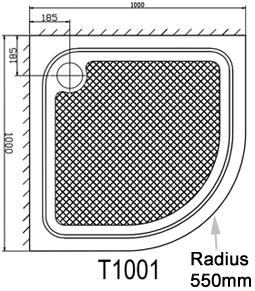 duschkabine rund duschabtrennung glas viertelkreis nano. Black Bedroom Furniture Sets. Home Design Ideas