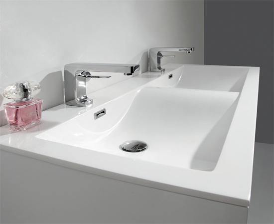 bernstein badm bel set waschbecken unterschrank waschtisch. Black Bedroom Furniture Sets. Home Design Ideas