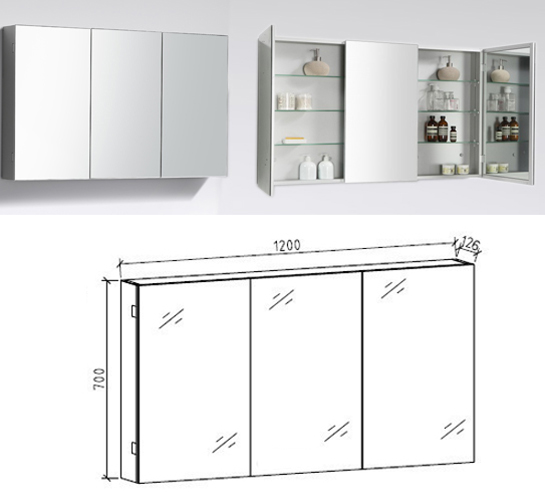 badm bel set laurance 1200 wei hochglanz schwarz matt. Black Bedroom Furniture Sets. Home Design Ideas