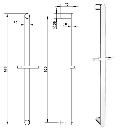 duscharmatur wandmischbatterie 4021 mit thermostatventil und zubeh r ebay. Black Bedroom Furniture Sets. Home Design Ideas